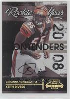 Keith Rivers #/25