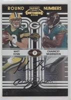 Chauncey Washington, Matt Flynn /10