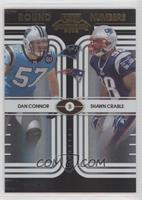 Dan Connor, Shawn Crable #/50