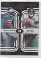 Joe Flacco, Jonathan Stewart /50