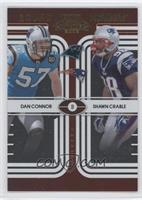 Shawn Crable, Dan Connor #/500