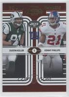 Dustin Keller, Kenny Phillips #/500