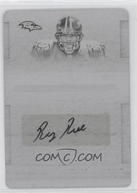 2008 Playoff National Treasures - [???] #107 - Ray Rice /1