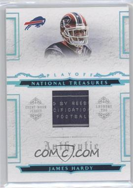2008 Playoff National Treasures - [???] #121 - James Hardy /10