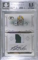 Jordy Nelson [BGS 8.5 NM‑MT+] #/25