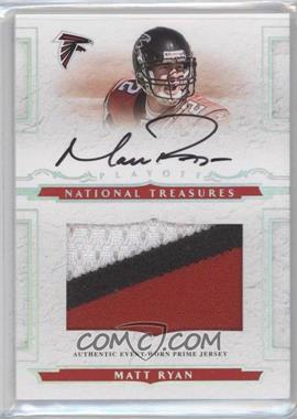 2008 Playoff National Treasures - [Base] #111 - Matt Ryan /99