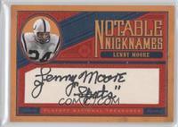 Lenny Moore #/25