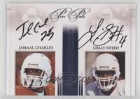 Jamaal Charles, Limas Sweed