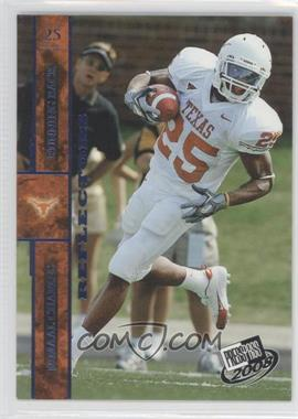 2008 Press Pass - [Base] - Blue Reflectors #14 - Jamaal Charles