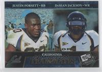 Justin Forsett, DeSean Jackson /100