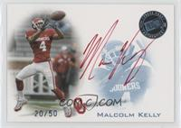 Malcolm Kelly /50