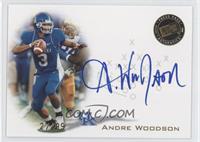 Andre Woodson /99