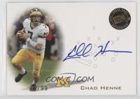 Chad Henne #/99