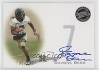 Davone Bess #103/199