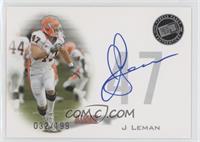J Leman /199