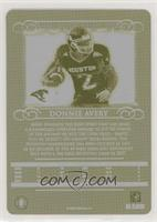Donnie Avery #/1