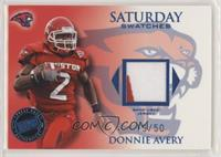 Donnie Avery #/50