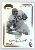 Billy Sims /150