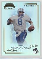 Steve Young #/50