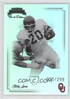 Billy Sims #/299