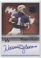 Warren Moon #/15