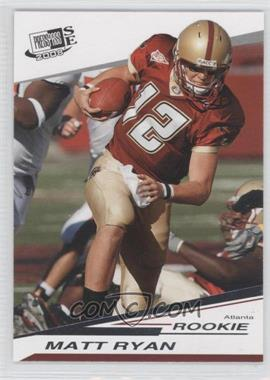 2008 Press Pass SE - [Base] #12 - Matt Ryan