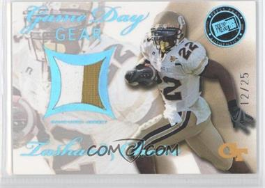 2008 Press Pass SE - Game Day Gear - Blue #GDG-TC - Tashard Choice /25