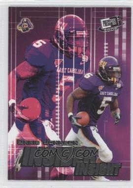 2008 Press Pass SE - Insider Insight #II-19 - Chris Johnson