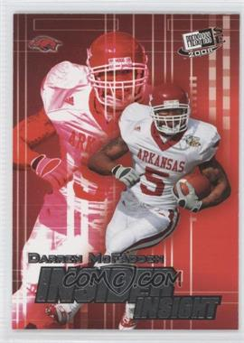 2008 Press Pass SE - Insider Insight #II-24 - Darren McFadden
