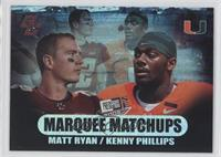 Matt Ryan, Kenny Phillips