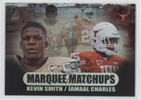 Jamaal Charles, Kevin Smith