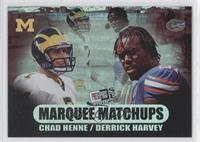 Chad Henne, Derrick Harvey