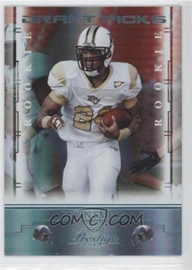 2008 Prestige - [Base] - Draft Picks Light Blue #166 - Kevin Smith /999