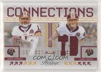 Jason Campbell, Chris Cooley #/250