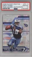 Vince Young /10 [PSA 10]