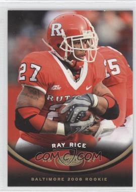 2008 SAGE - [Base] #48 - Ray Rice