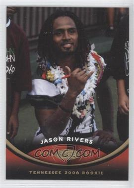 2008 SAGE - [Base] #49 - Jason Rivers