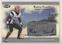 Marcus Howard [EXtoNM] #/250