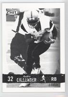 Andre Callender /50