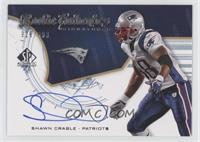 Rookie Authentics Signatures - Shawn Crable #/999