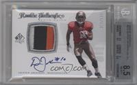 Rookie Authentics Auto Patch - Dexter Jackson /999 [BGS 8.5]