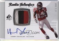 Rookie Authentics Auto Patch - Harry Douglas /999