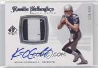 Rookie Authentics Auto Patch - Kevin O'Connell /999