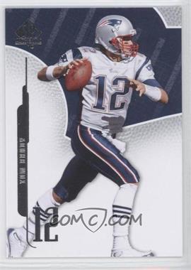 2008 SP Authentic - [Base] #7 - Tom Brady