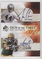 A.J. Hawk, Dan Connor /80