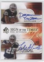 Felix Jones, Darren McFadden /20