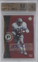 Billy Sims [BGS 9.5 GEM MINT]