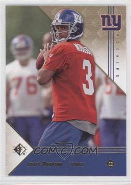 2008 SP Rookie Edition - [Base] #102 - Andre' Woodson
