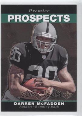 2008 SP Rookie Edition - [Base] #264 - Darren McFadden