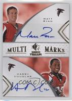 Harry Douglas, Matt Ryan /299